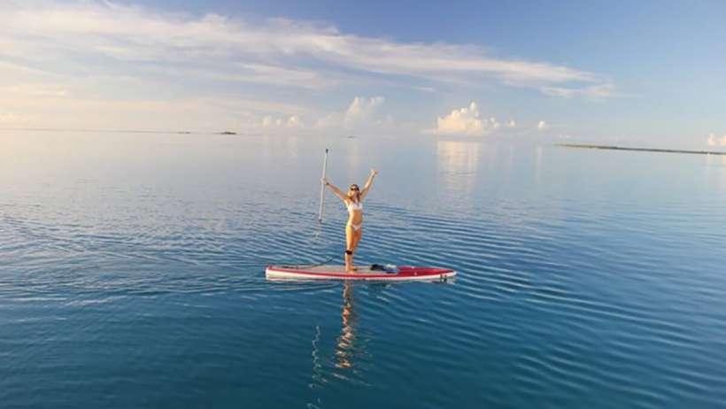 Seychelle Sails, Snorkels and Paddles Bora Bora