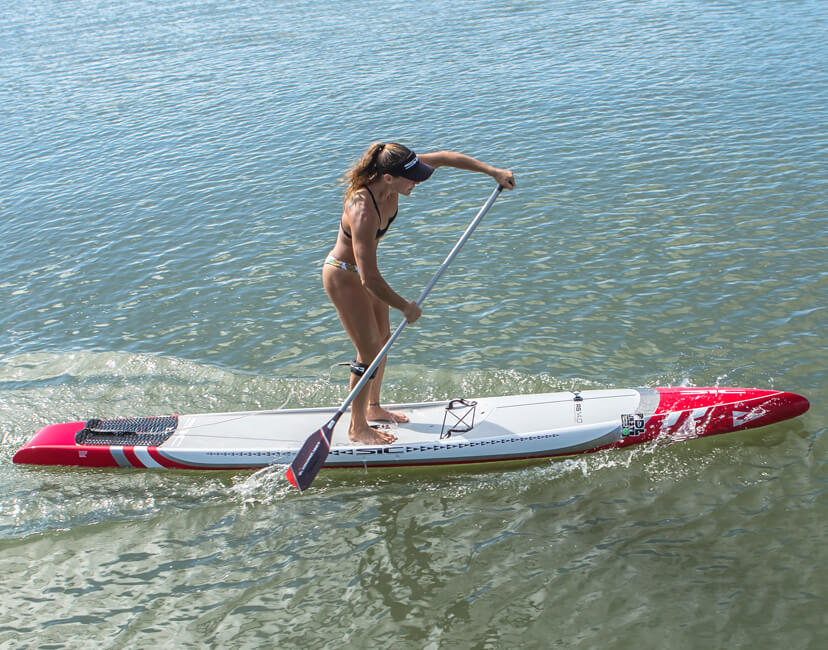 Stand-Up Paddle Video Analysis