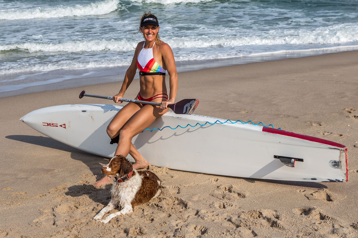 Seychelle Webster SUP & Fitness Coach