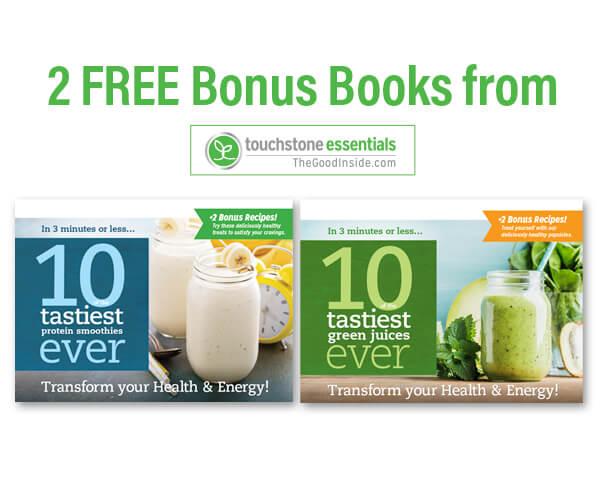 Touchstone Essentials Free Bonus Books