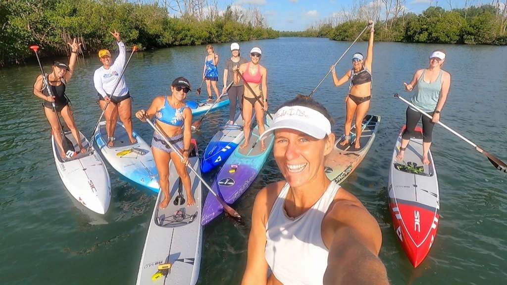 Standup Paddle Clinic with Seychelle