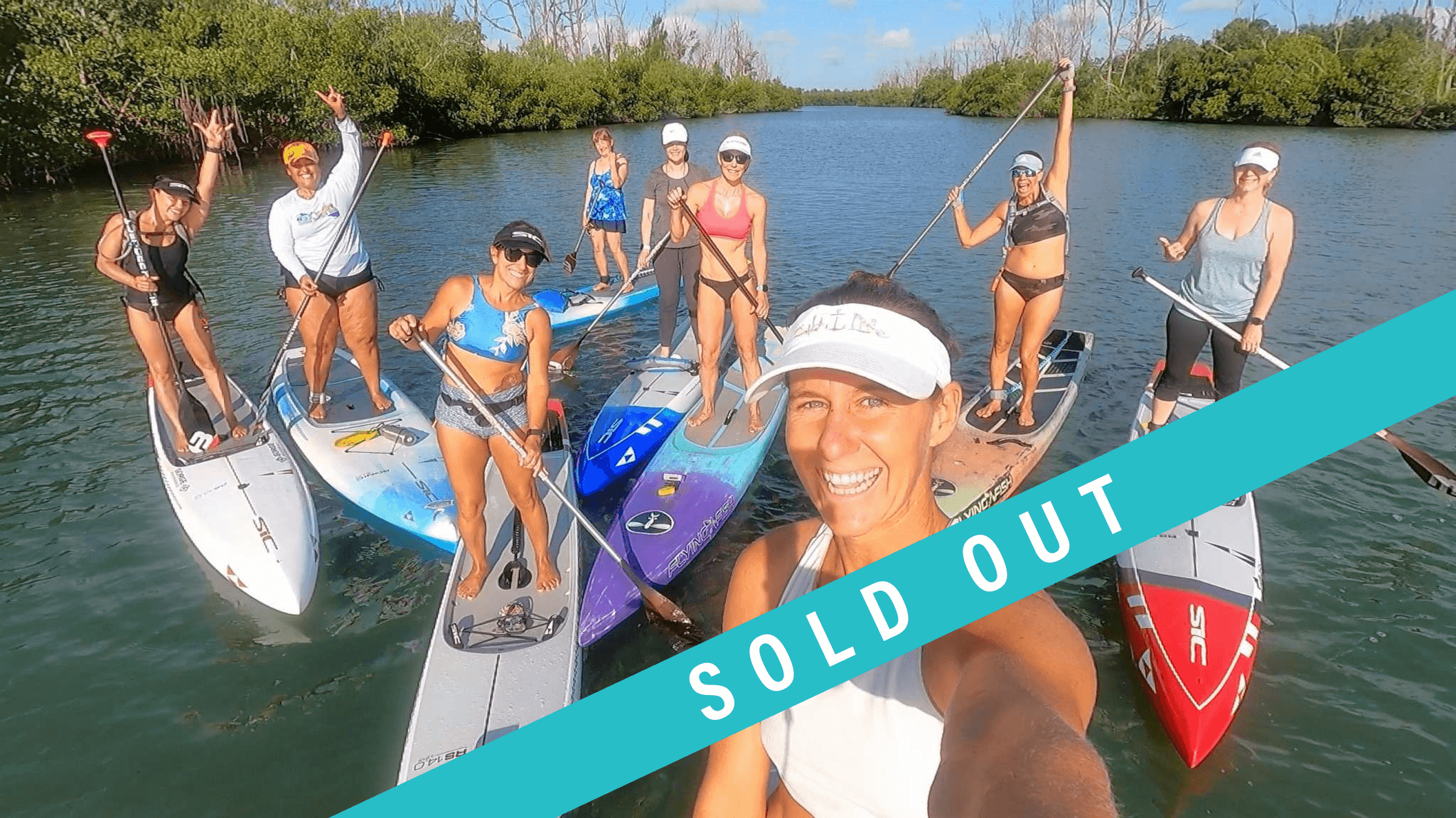 Standup Paddle Clinic with Seychelle-sold-out